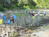 Stratford-on-the-Potomac clean-up